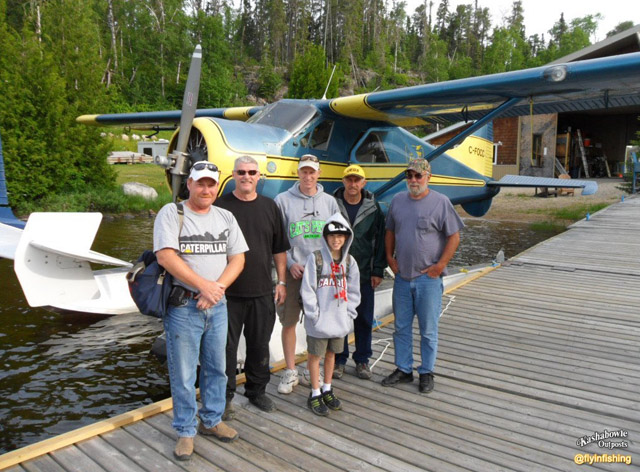 Ontario canada fly in fishing trip kashabowie outposts for Ontario fly in fishing outposts